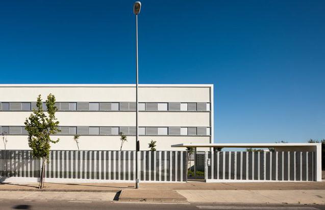 20 Social Housing, Conil de la Frontera, Cadiz